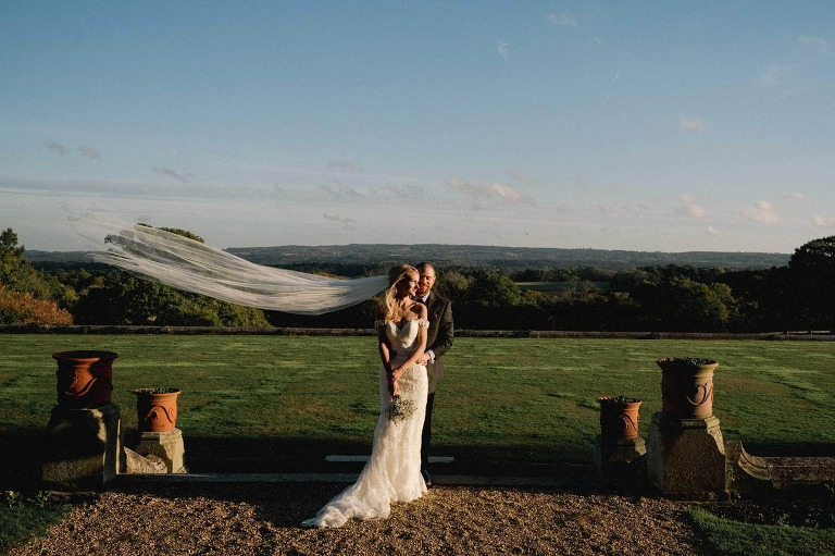 Gail and Ed's Wedding at Frensham Heights in Surrey