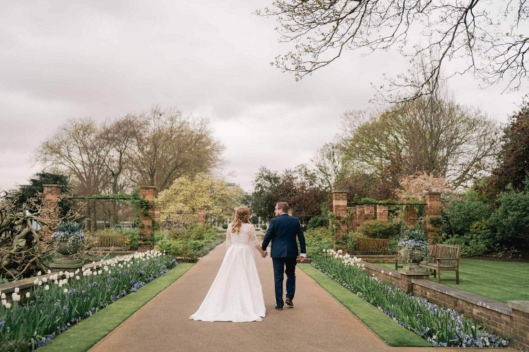 Charlotte and Tom's Wedding at the Hurlingham Club in London