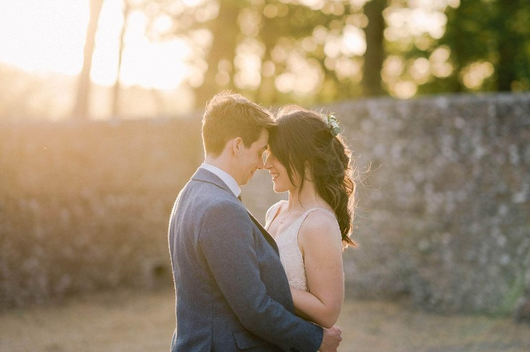 Steph and Neil's Wedding Photos at Cissbury Barns in Sussex