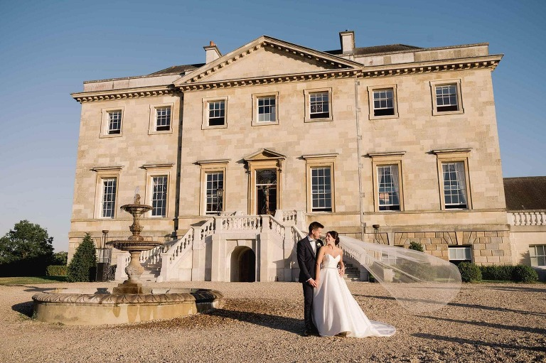 Perry and Felicity's Wedding at Botleys Mansion in Surrey