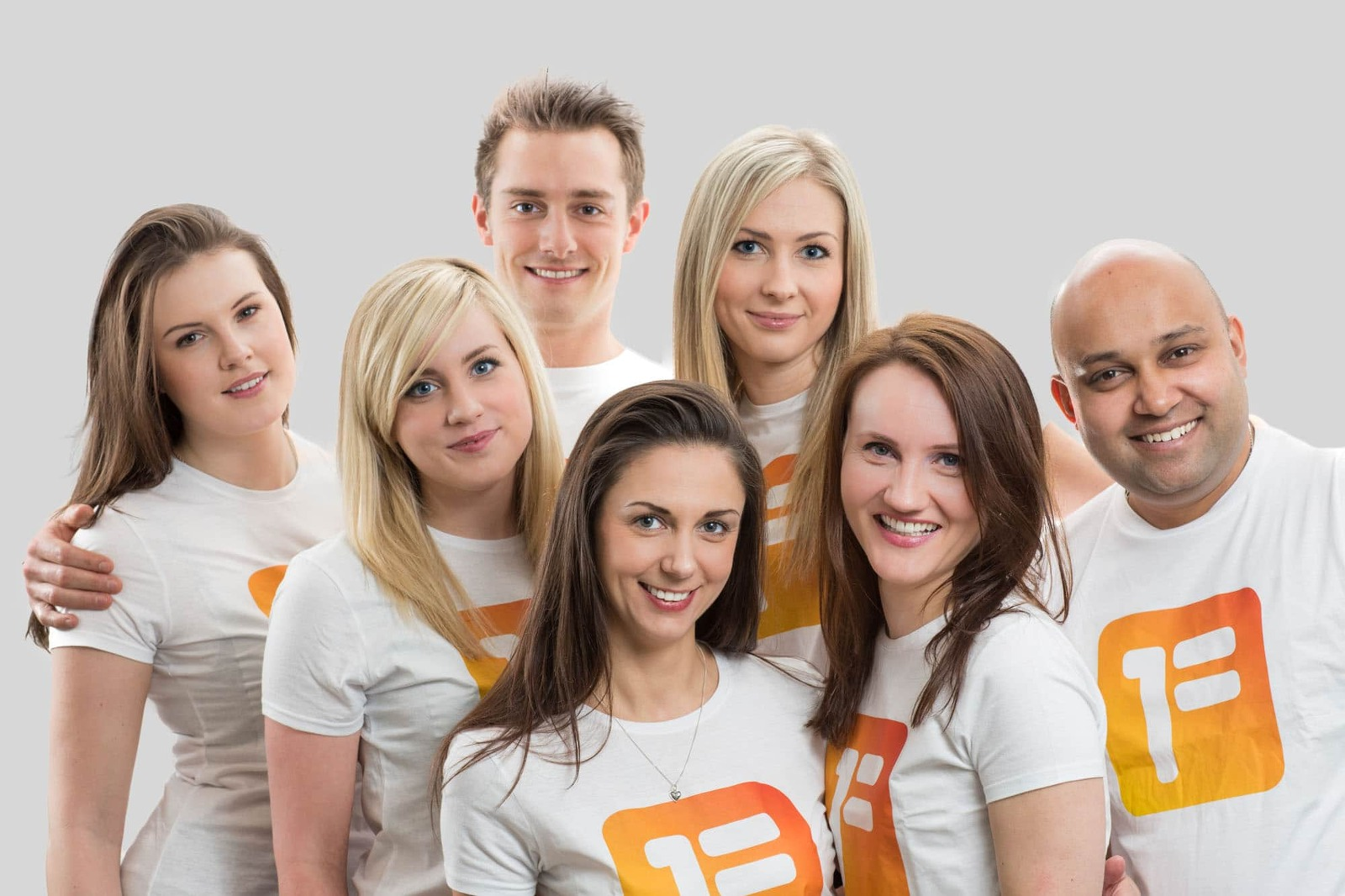 Corporate Photography meet the team.