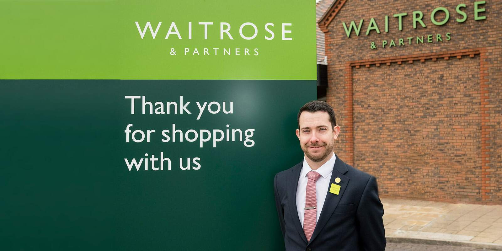 Commercial Photographer working at Waitrose