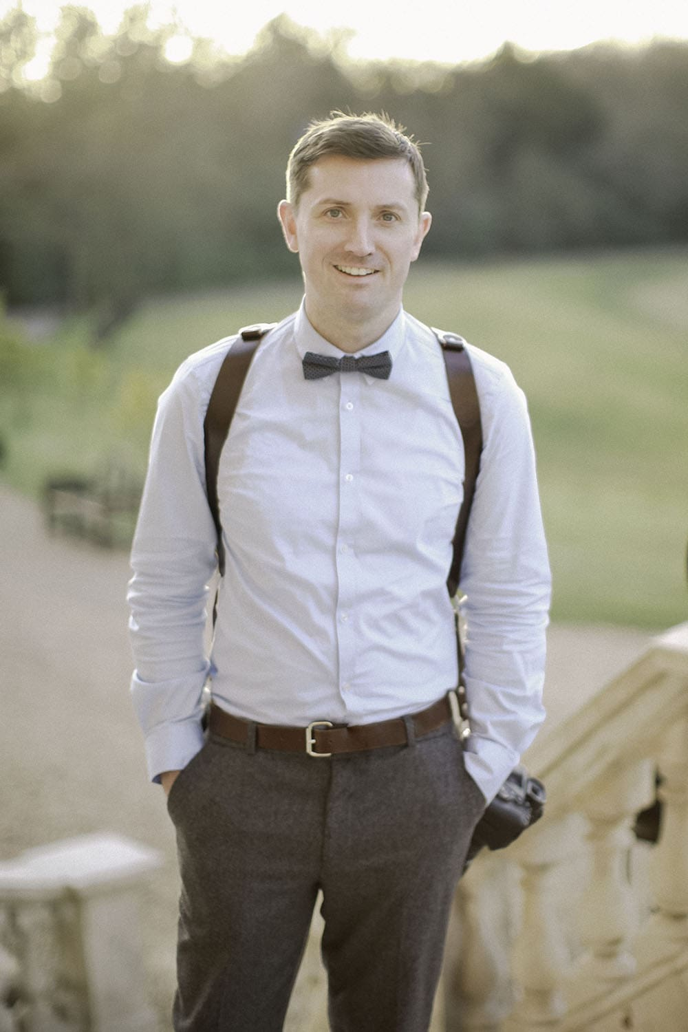 Reportage Wedding Photographer Murray Clarke